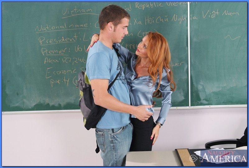 Молодые училки любят секс