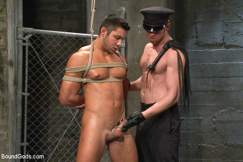 Мужской тюремный секс