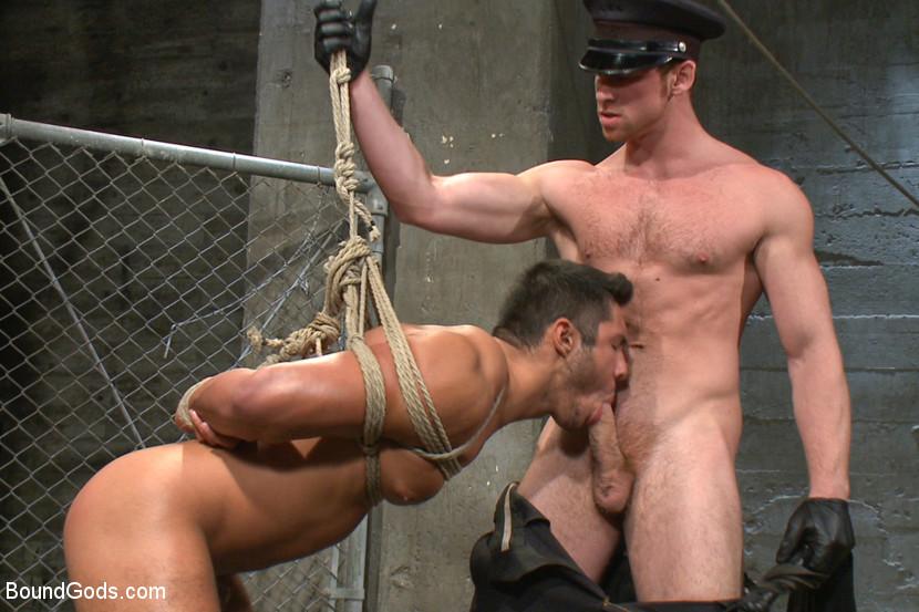 порно наказание в тюрьме