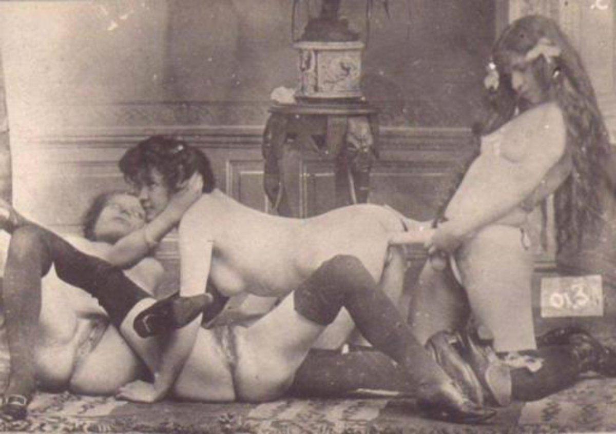 Порно века анальное 20 ретро начала
