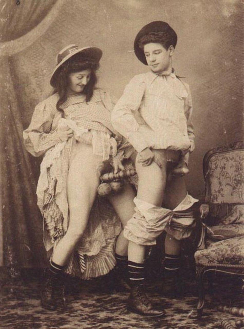 19 век фото интим