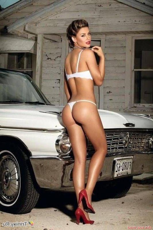 Женщины порно в авто