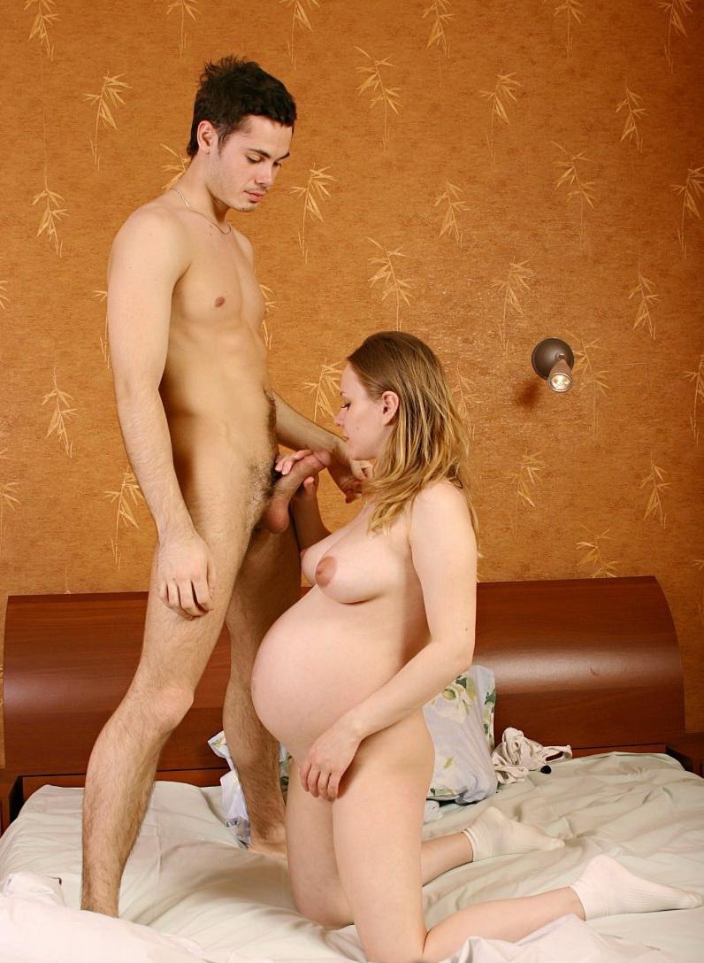 Ебаться беременные